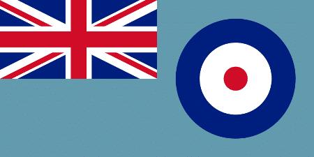 Флаг королевских ВВС